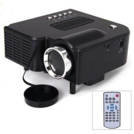 Mini proyector UC28+   400 lumens