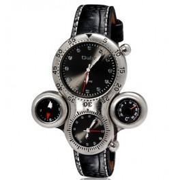 Reloj deportivo Marca Oulm  doble hora